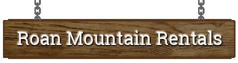 Roan Mountain Rentals Logo